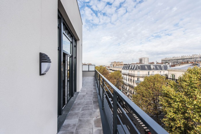 Les Appartements Paris Clichy | Photo :  Specials - 2