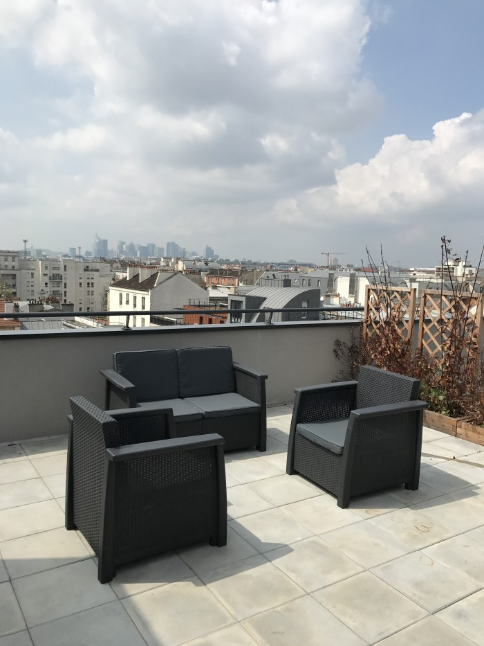 Les Appartements Paris Clichy | Photo :  Specials - 3