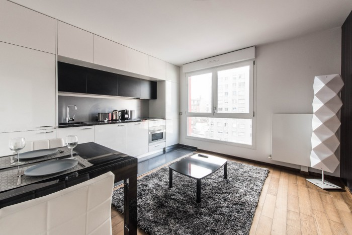 Les Appartements Paris Clichy | Photo :  Studios - 3
