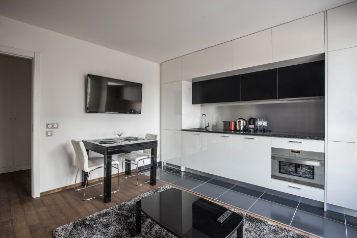 Les Appartements Paris Clichy | Photo :  Studios - 2