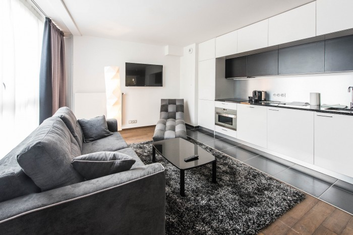 Les Appartements Paris Clichy | Photo :  Deux-Pieces - 1