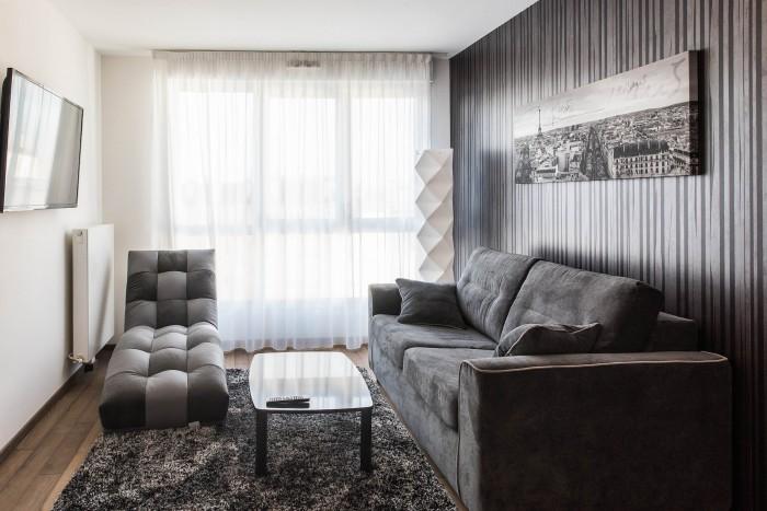 Les Appartements Paris Clichy | Photo :  Trois-Pièces - 1